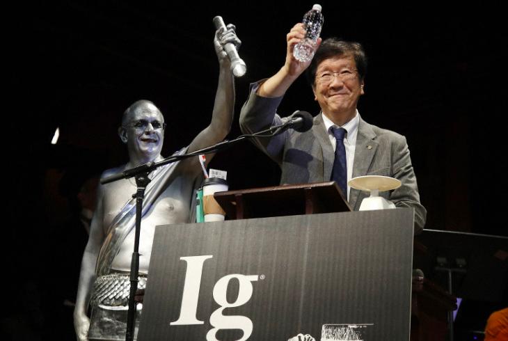 イグノーベル賞2019