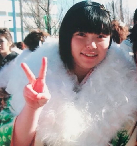 誠子 インター 髪型 こう あま