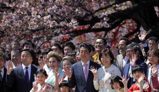 桜を見る会の招待基準!安部総理や政府の答弁は?一般人は参加できるの?