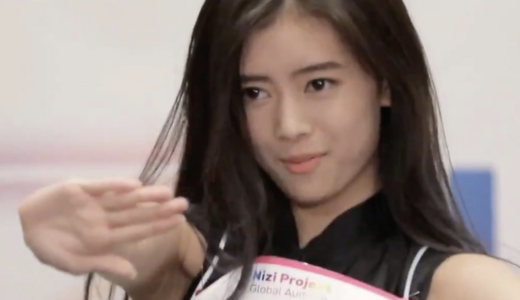Zeebraの娘・横井里茉がかわいい!ニジプロにJYP練習生として参加して話題に