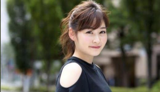 岩田絵里奈アナが大食いで太った!顔の変化を画像で比較!