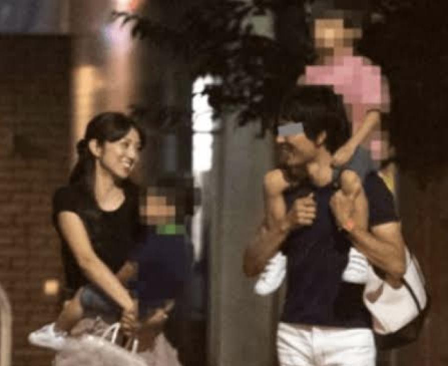 小倉優子結婚二人目島