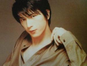 及川光博のデビュー当時の画像
